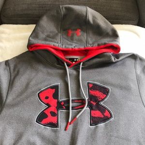 Brand new Under Armour men's size large hoodie.